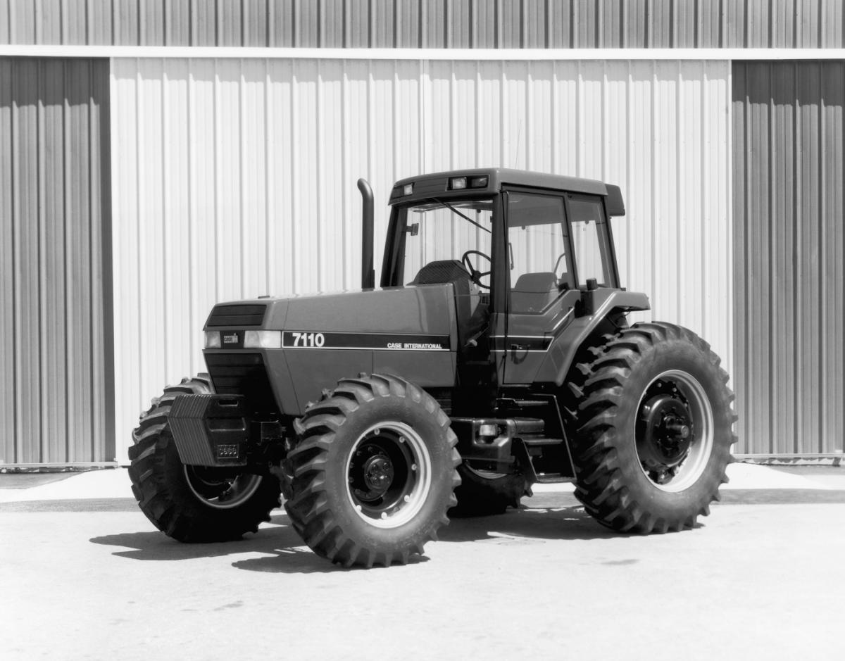 For most owners, this newfound reliability had not been seen in any brand  of tractor for many, many years. The 7110 Magnum ...