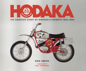 Image of Cover of Hodaka book