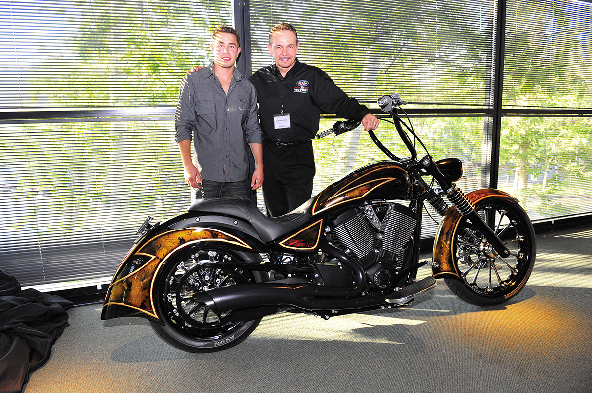 The Top Ten Ness Victory Motorcycles Models Octane Press