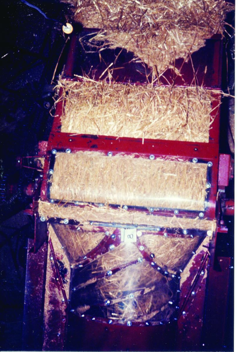 Image of combine