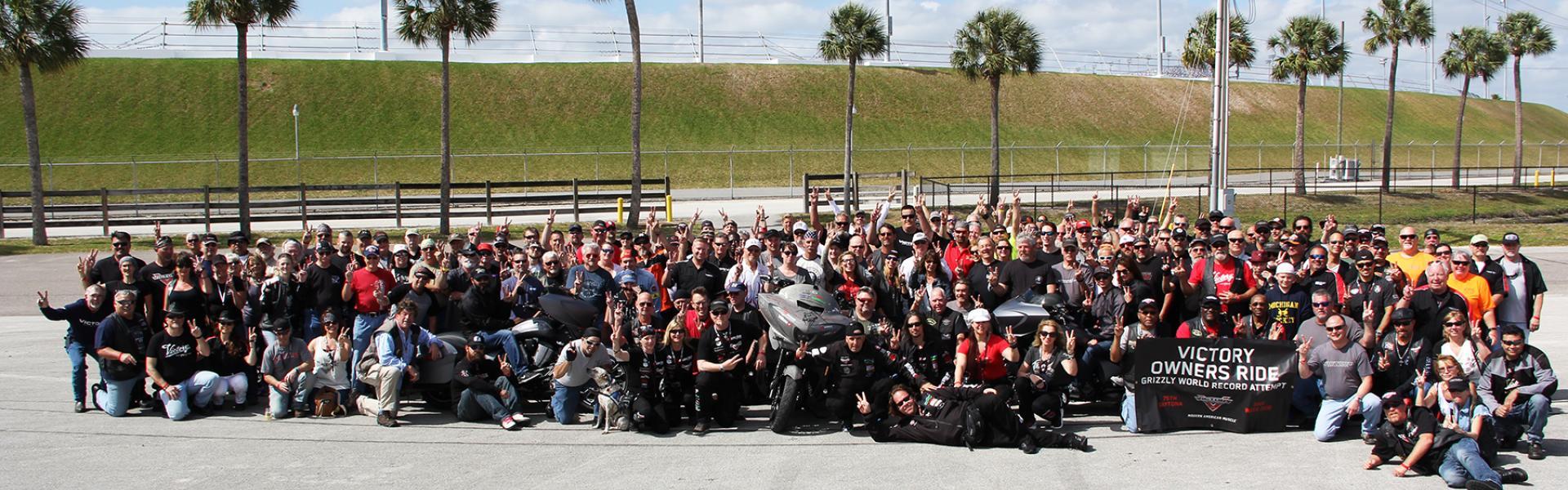 Victory Owners Group >> Daytona Bike Week Octane Press